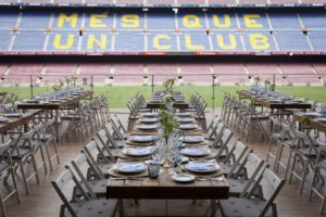 Camp Nou / Barca-Stadion