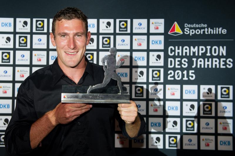 Champion des Jahres - jährliches Incentive
