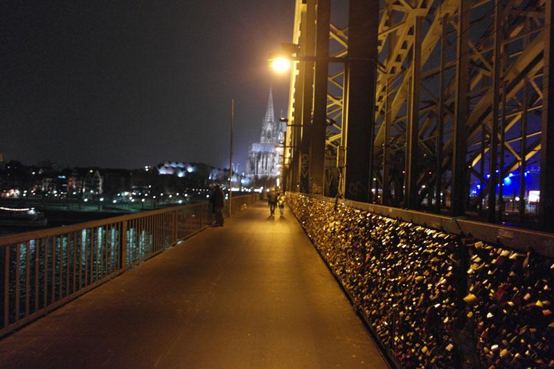 Köln Incentive - Nachtwanderung