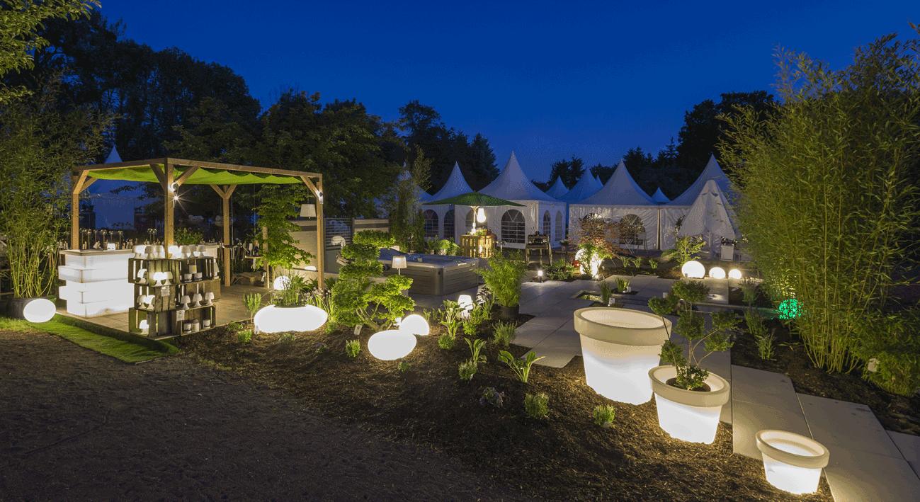 Ambiente Concept auf der Landpartie Adendorf