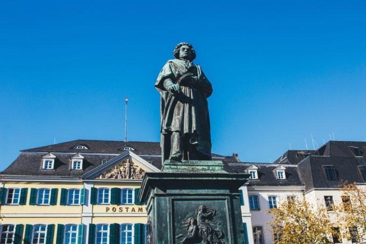 Beethoven Stadt Bonn